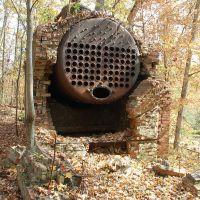 Boiler Oven -- Hope Station, Залески