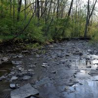 Threatened water quality, red bird hollow, Nature Conservancy, Village of Indian Hill, Ohio, Индиан Хилл
