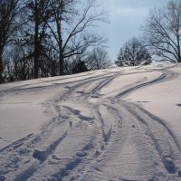 Steep and deep Powder Skiing, Village of Indian Hill, Ohio, Индиан Хилл
