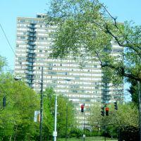Lake Park Towers Superior Ave. View, Ист-Кливленд