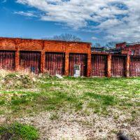 Abandoned Warehouse - Exterior, Ист-Кливленд