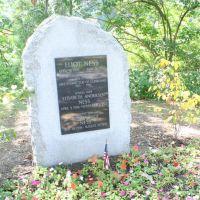 Eliot Ness Memorial, Ист-Кливленд
