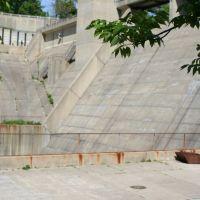 Flood control dam, Ист-Кливленд
