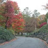 downhilll lane, Lakeview Cemetery, Cleveland, Ист-Кливленд