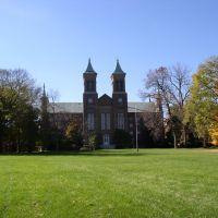 Antioch Hall, Йеллоу-Спрингс