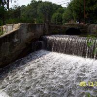 Waterfall, Канал-Фултон