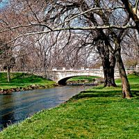 Water Works Park. Canton, Ohio, Кантон