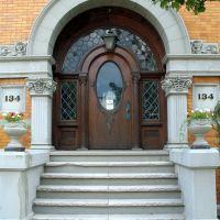 August Schuffenecker Building, 134 6th St. SW, Canton, OH, Кантон