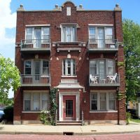 Frances Apartment Building, 534 Cleveland Ave., SW, Canton, OH, Кантон