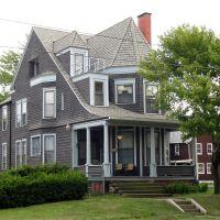 Harry E. Fife House, 606 McKinley Ave. SW, Canton, OH, Кантон