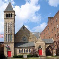 Trinity Lutheran Church, 415 W. Tuscarawas St., Canton, OH, Кантон