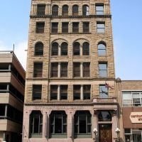 City National Bank Building, 205 Market Ave., S., Canton, OH, Кантон
