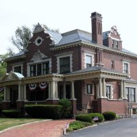 Harry S. Renkert House, 1414 Market Ave., N., Canton, OH, Кантон