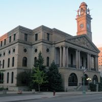 Stark County Courthouse - Canton, Ohio, Кантон