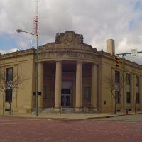 The Frank T. Bow Building, Кантон
