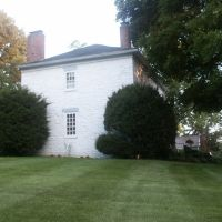 John Minor Dye house 1812, Касстаун