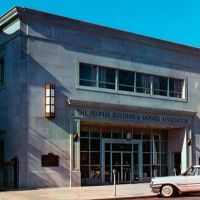 The Peoples Building & Savings Association in Troy, Ohio, Касстаун