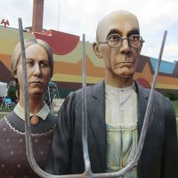 American Gothic in the round, Касстаун