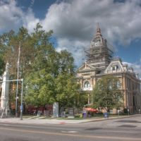 Guernsey County Courthouse, Кембридж