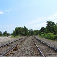 RR Tracks, Кингсвилл