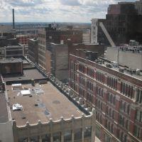 Cleveland From the Hyatt Regency, Кливленд