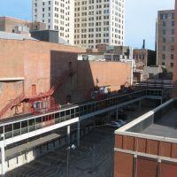 Playhouse Square walkway, Кливленд
