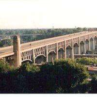 Lorain-Carnegie Bridge, Cleveland, Ohio, Кливленд