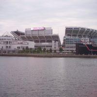 Cleveland Browns Stadium, Кливленд