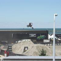Cleveland Harbor-2 Jump, Кливленд