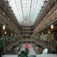 The Arcade, Кливленд