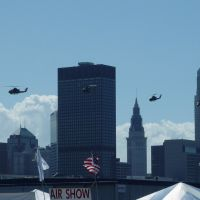 2007 Cleveland National Airshow - Burke Lakefront Airport - US Army Sky Soldiers, Кливленд