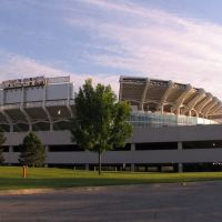 Cleveland Browns Stadium, home of Cleveland Browns, Кливленд