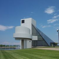 Rock and Roll Hall of Fame, Кливленд