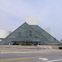 Rock & Roll Hall of Fame, Cleveland, Ohio, Кливленд