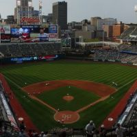 Progressive Field - Home of the Cleveland Indians - Cleveland, Ohio, Кливленд