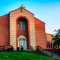 Sts. Constantine and Helen Greek Orthodox Church, Кливленд-Хейгтс