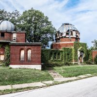 Warner and Swasey Observatory - Taylor Road Facility Ruin, Кливленд-Хейгтс