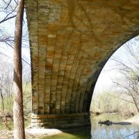 Abandoned Pennsylvania Railroad Bridge, Ковингтон