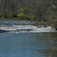 Greenville Falls Nature Preserve, Ковингтон