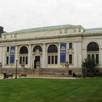 Columbus Metropolitan Library, GLCT, Колумбус