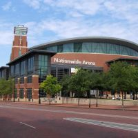 Nationwide Arena, GLCT, Колумбус