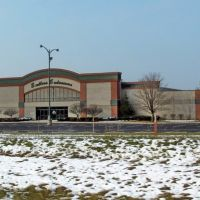 2011, Cridersville, OH, USA - along I-75, Кридерсвилл