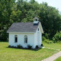 Ohios Smallest Church, Athens County, Ohio, Кулвилл