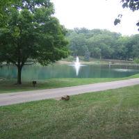 Lancaster Ohio Rising Park, Ланкастер