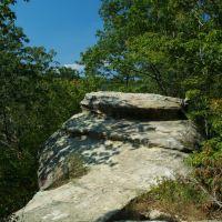 Lookout Rock, Zaleski State Forest, Лауелл