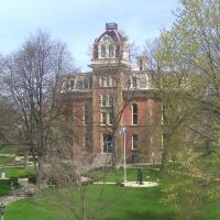 Coshocton County Court House and Square, Лауелл