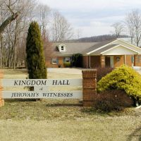 Kingdom Hall of Jehovahs Witnesses - Coshocton County, Ohio, Лауелл