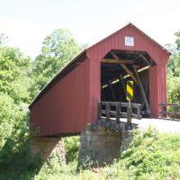 Hune Covered Bridge, Лауелл