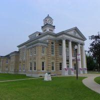 Wirt County Courthouse, Elizabeth, West Virginia, Лауелл