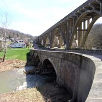 Oldest bridge in Ohio, Лауелл